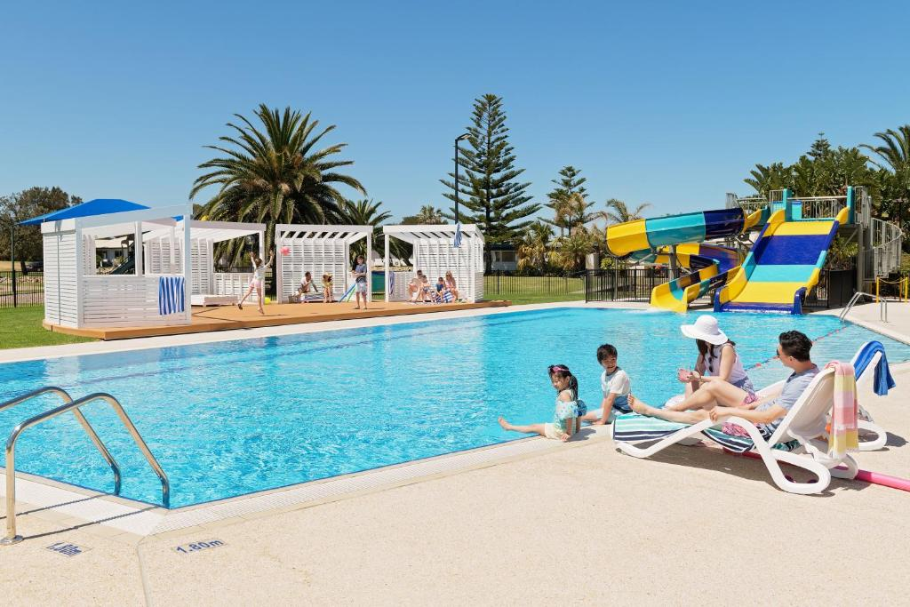 The swimming pool at or near West Beach Parks Resort