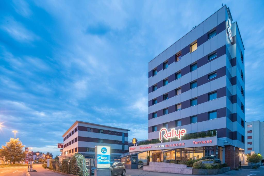 Best Western Hotel Rallye Bulle Switzerland Booking Com