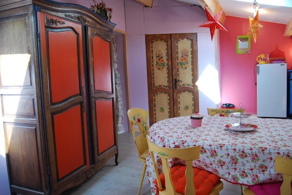 Chambres d'hôtes du Chat Perché