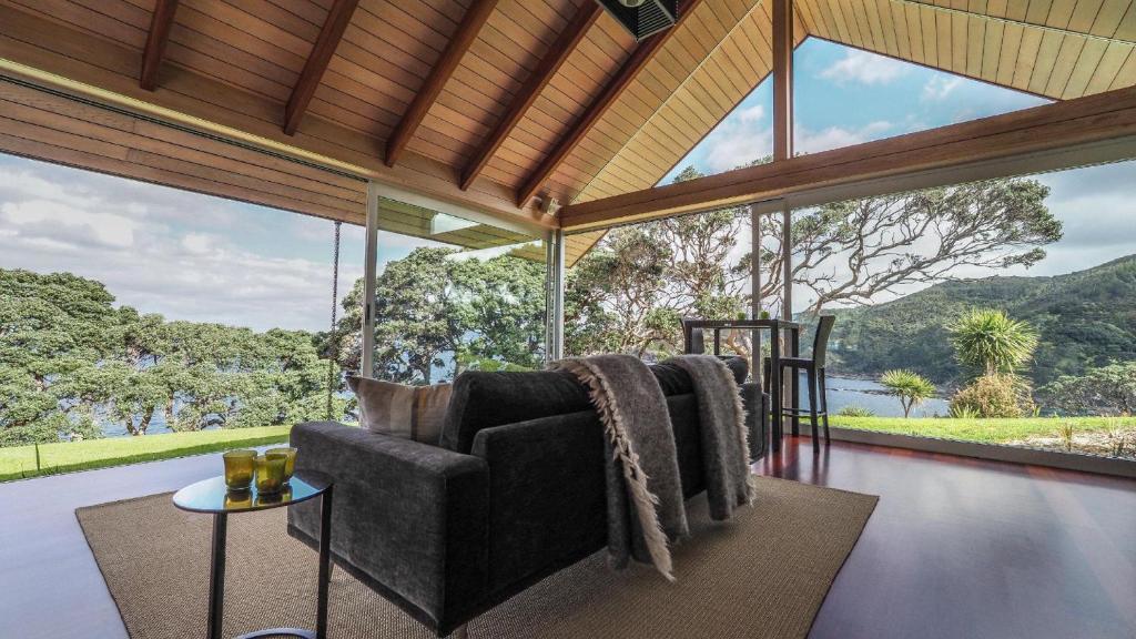 Ein Balkon oder eine Terrasse in der Unterkunft Incredible Retreat