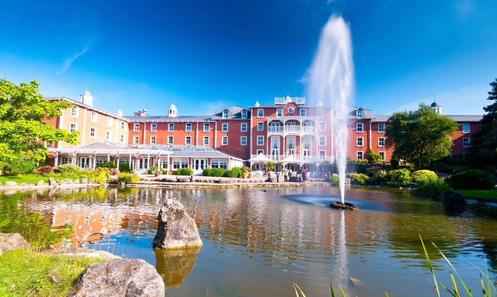 alton towers hotel deals 2019