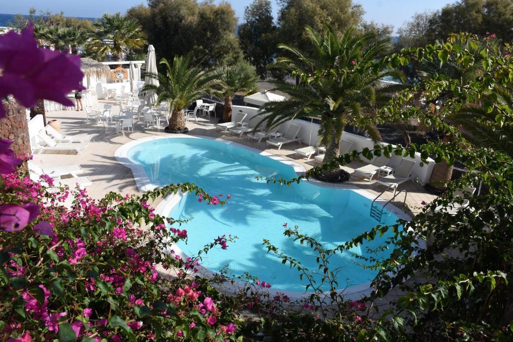 Vista de la piscina de Arion Bay o alrededores