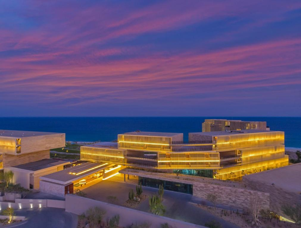 A bird's-eye view of Solaz, a Luxury Collection Resort, Los Cabos