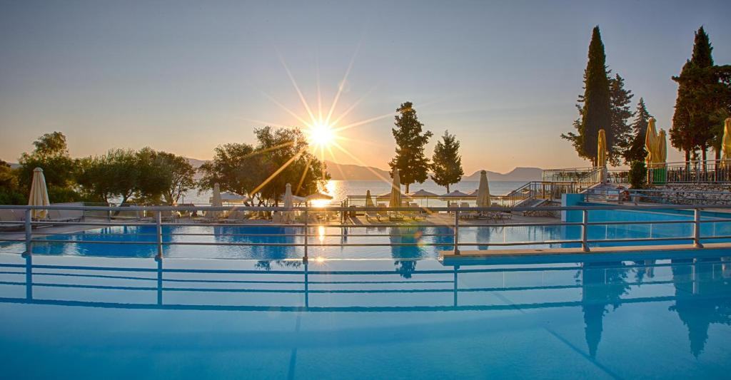 The swimming pool at or close to Porto Galini Seaside Resort & Spa
