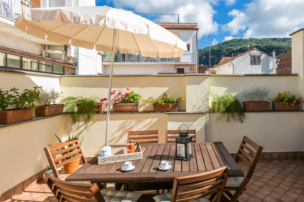 Apartment Terrazza Felicienne Sorrento Italy Booking Com