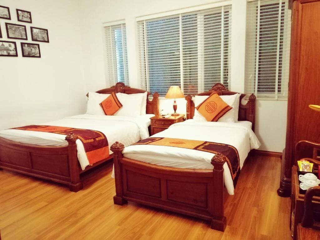 Day Use Offer (giá trong ngày, sử dụng 4 giờ) - Deluxe Family Room with Window