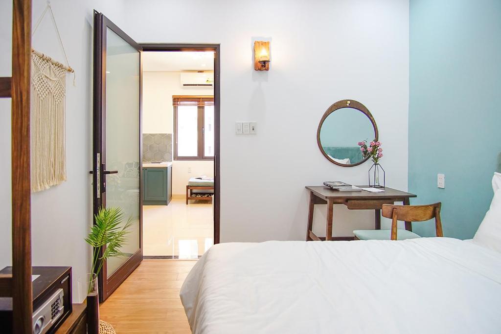 Căn Hộ Deluxe 1 Phòng Ngủ