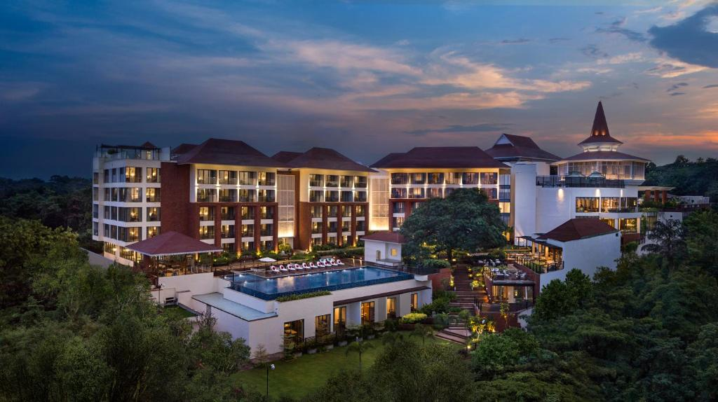 Resort Doubletree By Hilton Goa Panaji India Bookingcom