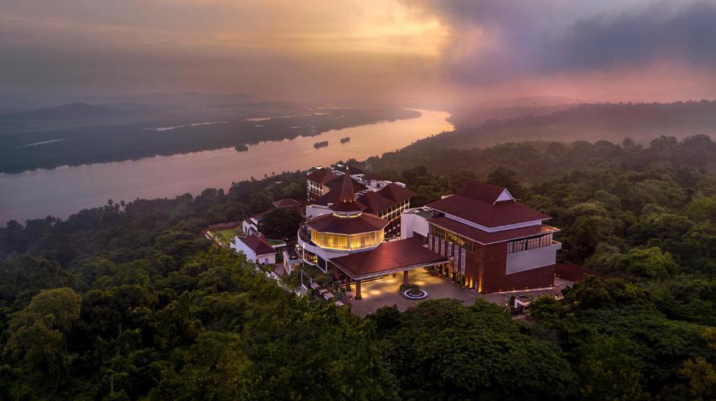 A bird's-eye view of Doubletree By Hilton Goa - Panaji