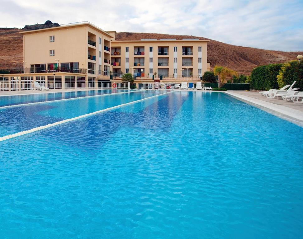 The swimming pool at or close to INATEL Porto Santo