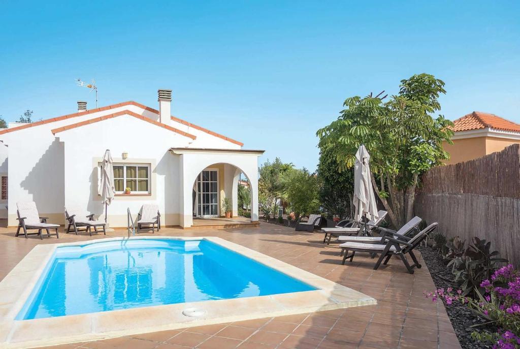 Villa Flores Caleta de Fuste Fuerteventura, Caleta De Fuste ...