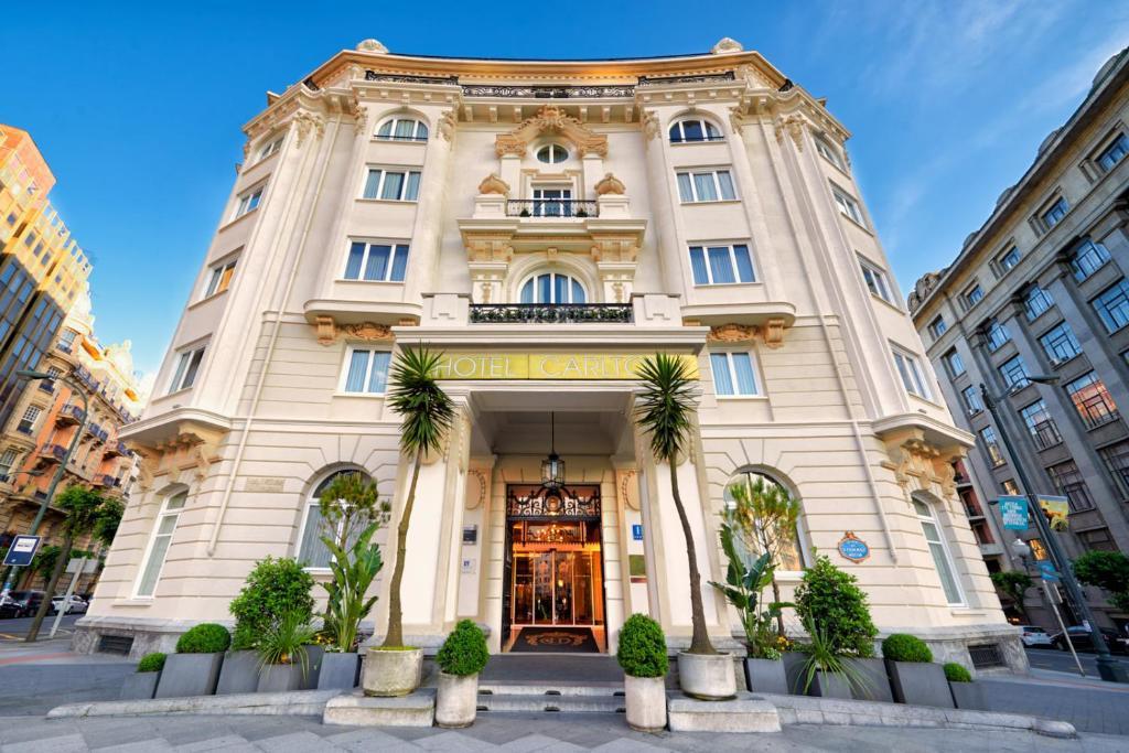 Hotel Carlton (España Bilbao) - Booking.com