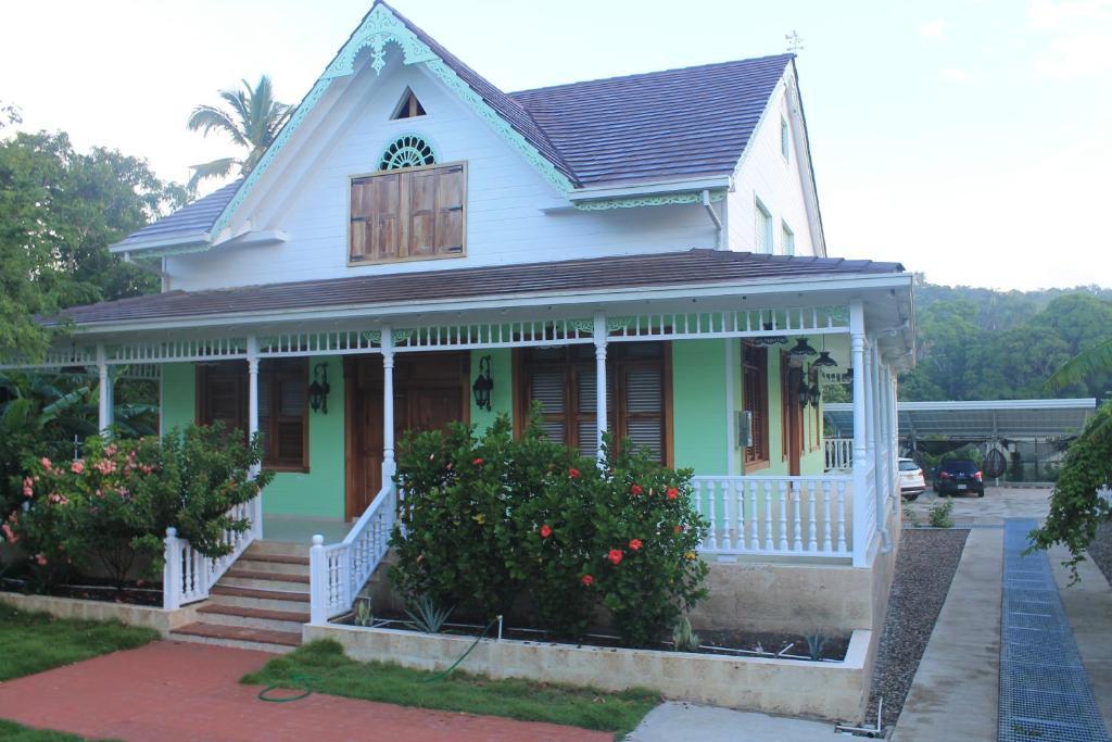 Villa Hacienda casa de la cabima (Rep. Dominicana Imbert ...