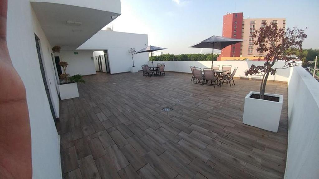 Hotel Montemorelos Suites Guadalajara Mexico Booking Com