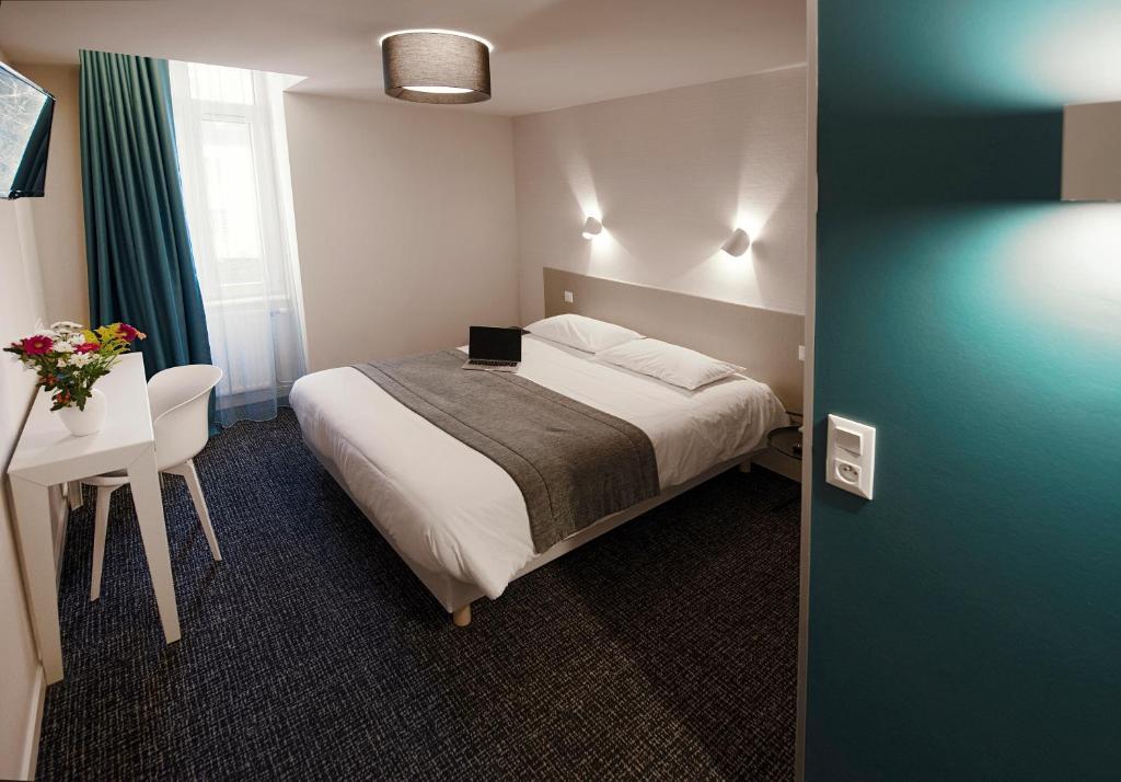 Hôtel Du Port, Morlaix – Tarifs 2020
