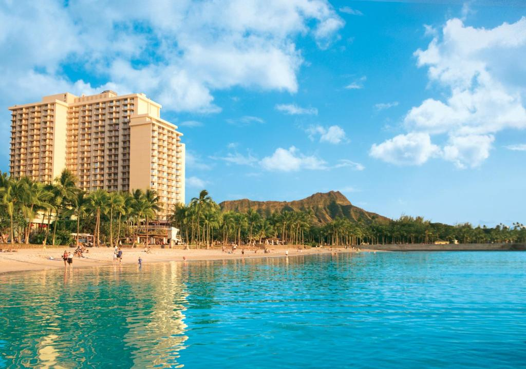 Aston Waikiki Beach Hotel Honolulu Hi