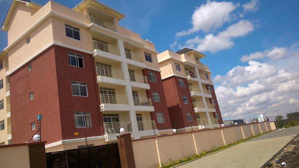 House no. 1102 floor 11, Nairobi, Keňa – Zobraziť mapu.
