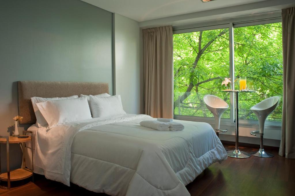 Lova arba lovos apgyvendinimo įstaigoje Rosedal Suite