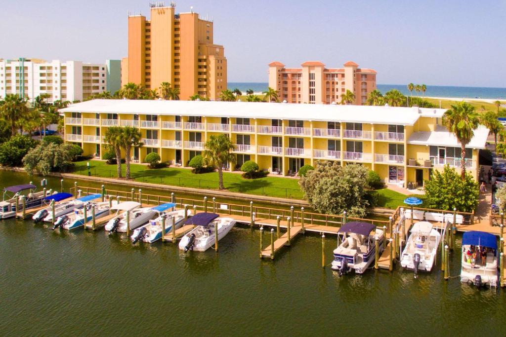 Treasure Bay Resort Marina St Pete
