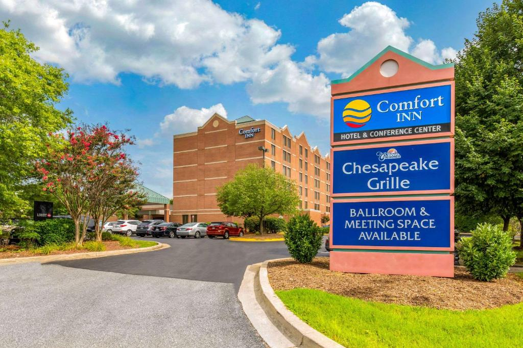 Comfort Inn Conference Center Bowie Md Booking Com