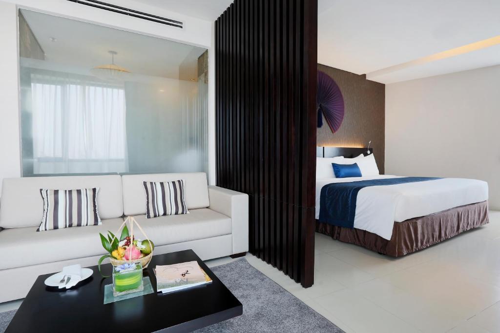 Phòng Premium (Giảm Giá 40% Cho Dịch Vụ Spa & 15% Cho Dịch Vụ Ăn Uống)