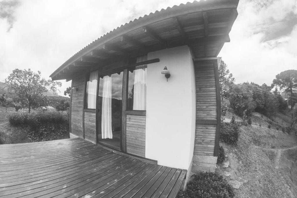 Café e Cabanas Lenha no Fogo