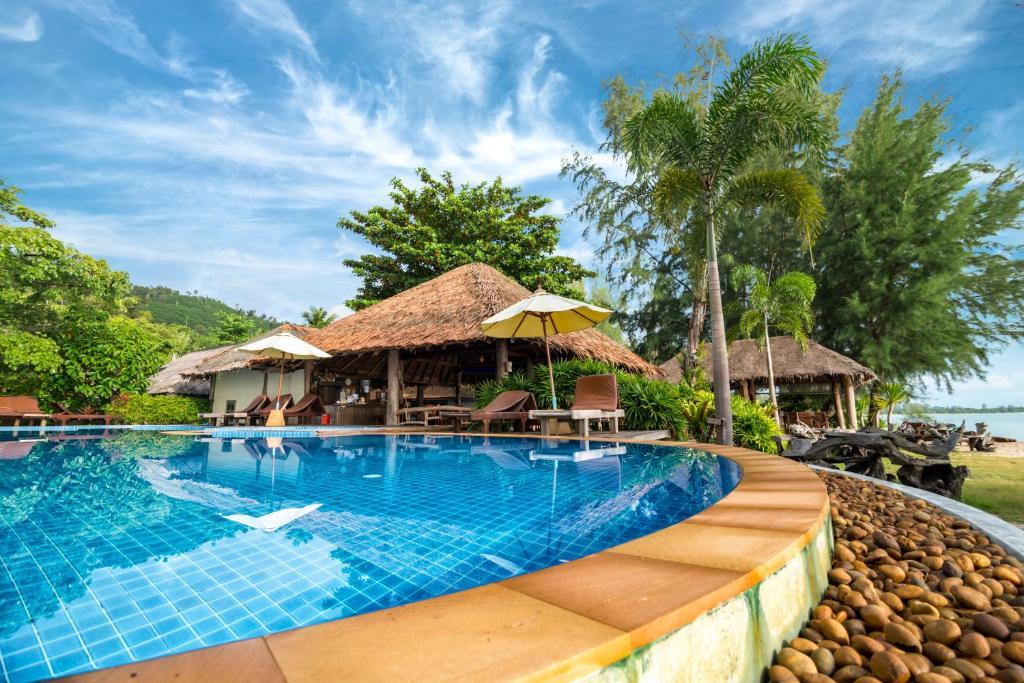 Bassein majutusasutuses Thiwson Beach Resort või selle lähedal