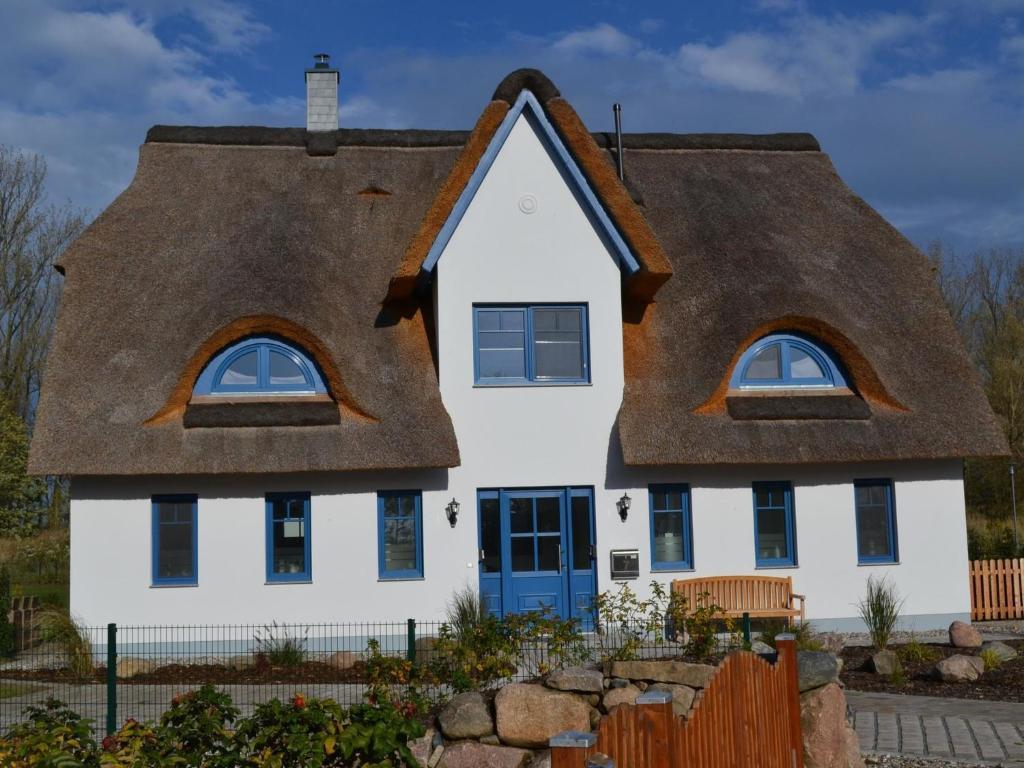 Ferienhaus Lee & Luv mit Terrasse und Kamin im Ostseebad ...