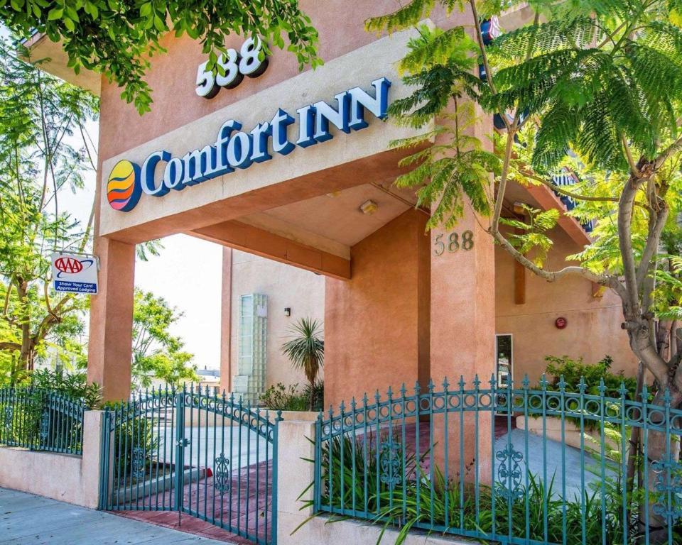 Comfort Inn Monterey Park.