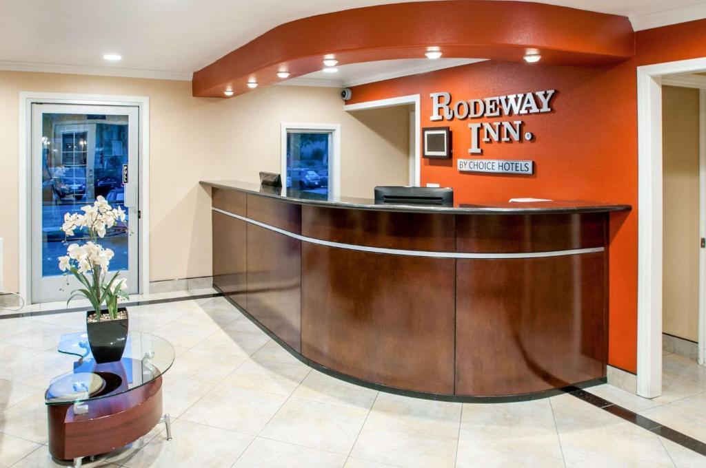 Rodeway Inn San Diego Near SDSUのロビーまたはフロント