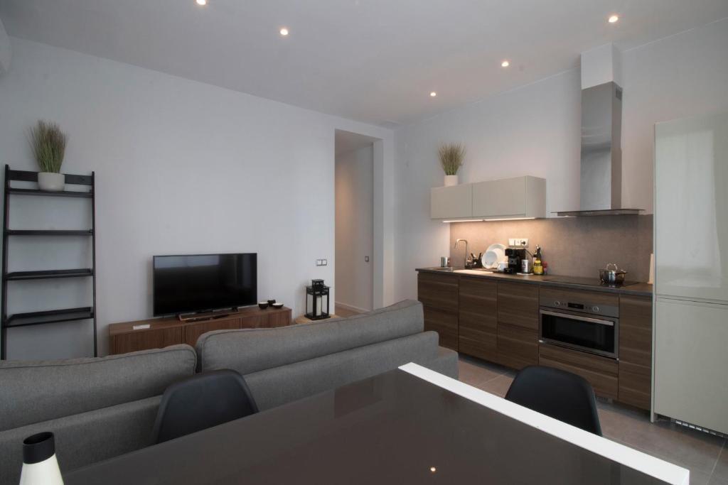 Apartamento De Diseño Con Terraza Barcelona Spain