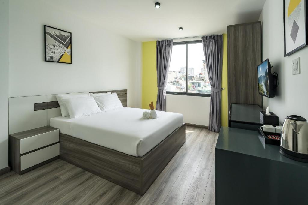 Lestar Hotel Saigon 1