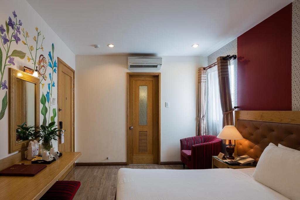 Phòng Comfy Giường Đôi