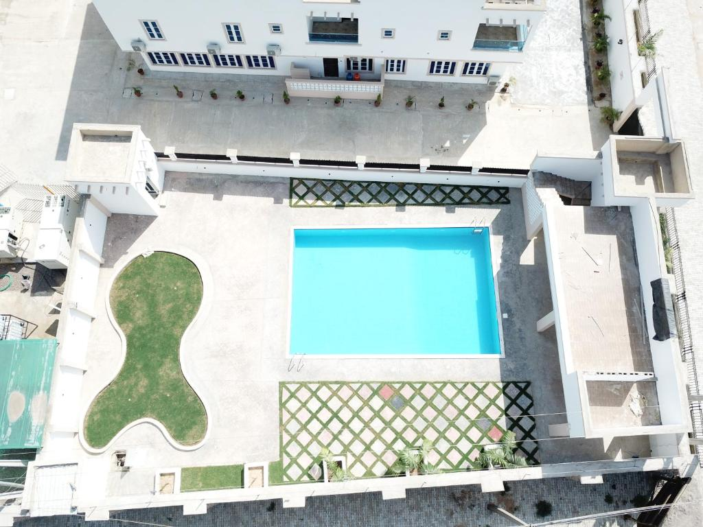 A view of the pool at Porto Golf Hotels or nearby