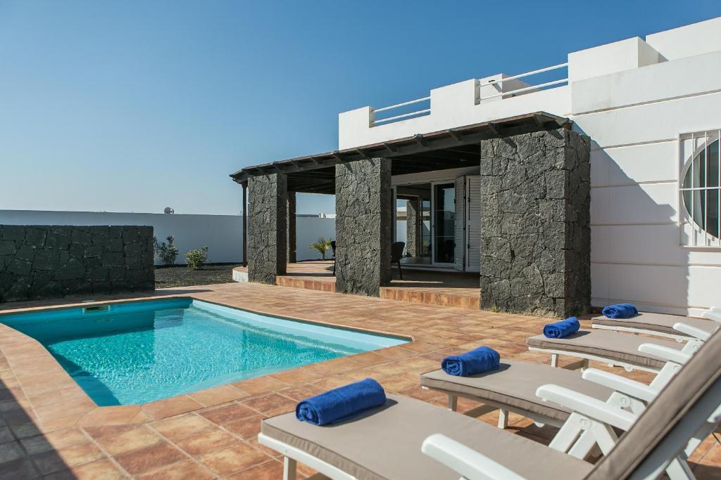 Villa Lucy (Spanje Playa Blanca) - Booking.com