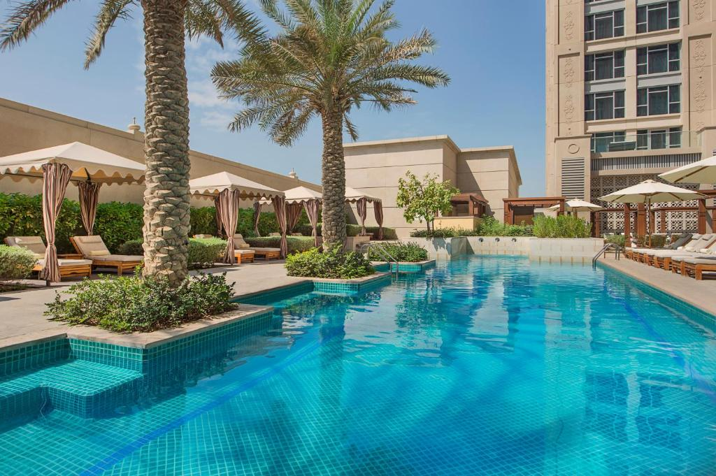 Hilton Dubai Al Habtoor City Dubai Paivitetyt Vuoden 2020 Hinnat