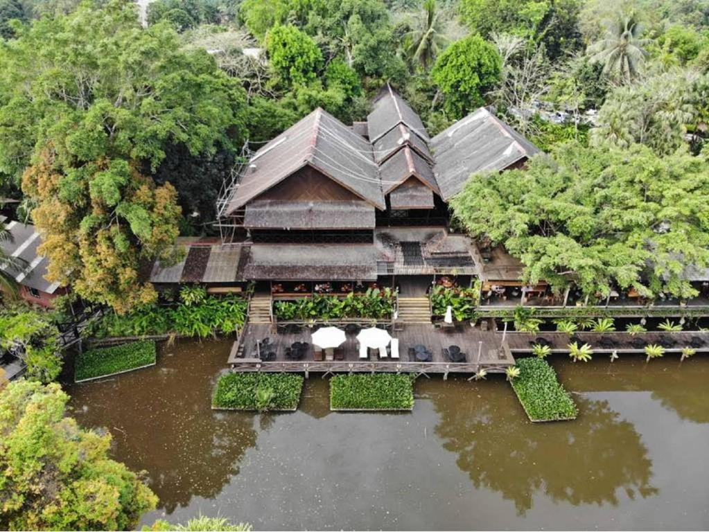A bird's-eye view of Sepilok Nature Resort