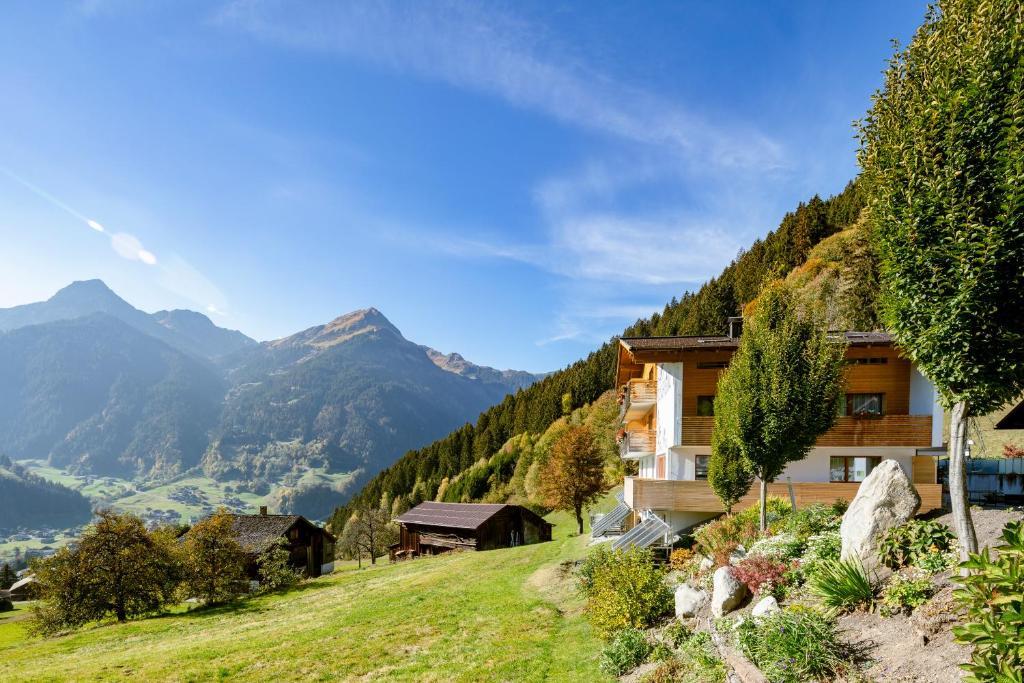 Appartements Tanafreida, Sankt Gallenkirch, Austria