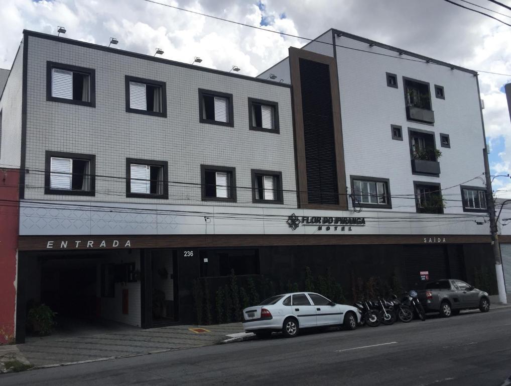 Edificio en el que se encuentra el love hotel