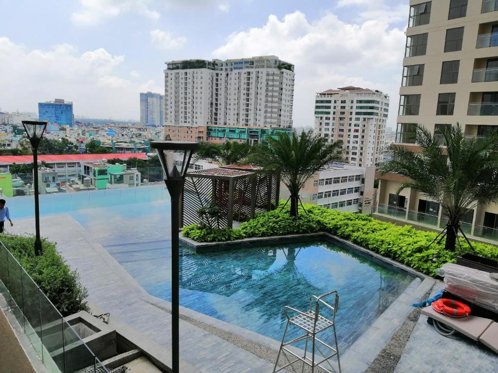 Orient Apartment Quận 4 – Căn hộ cao cấp cho cuộc sống thăng hoa mỗi ngày. 1