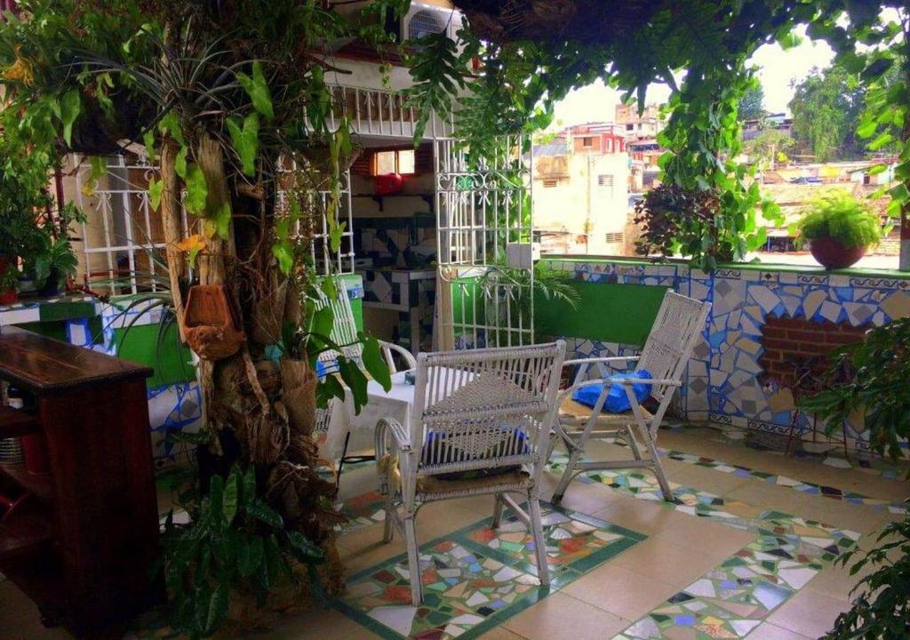 Guesthouse La Terraza Verde Santiago De Cuba Cuba