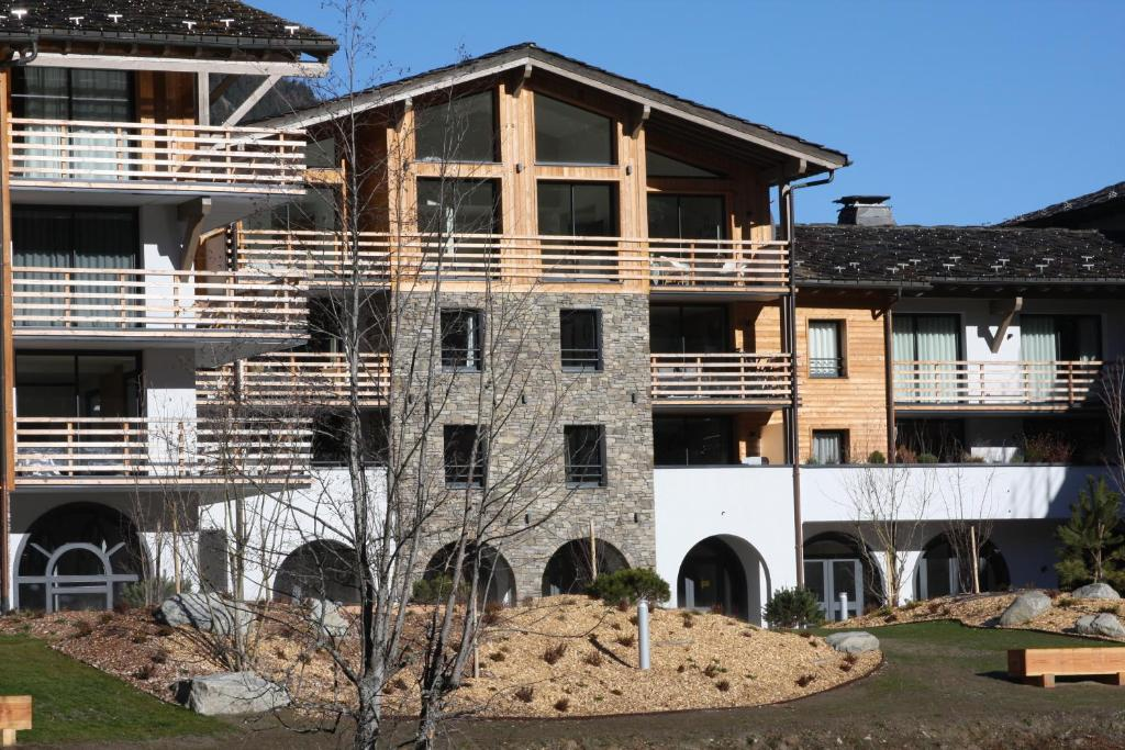 Appartement 123 La Cordée (Frankreich Chamonix-Mont-Blanc ...