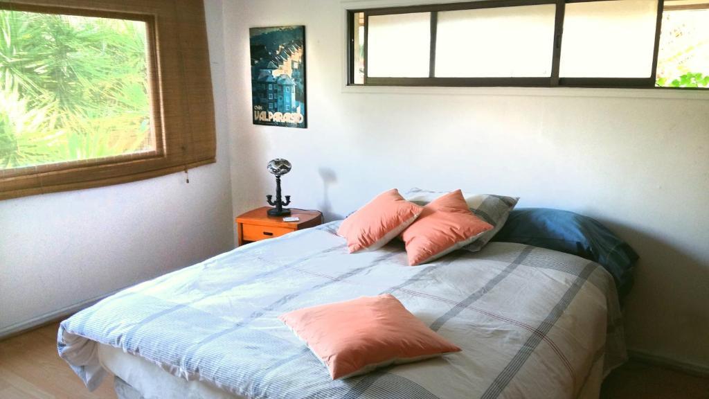 Habitación En Casa Privada Casa Ximena Chile Santiago