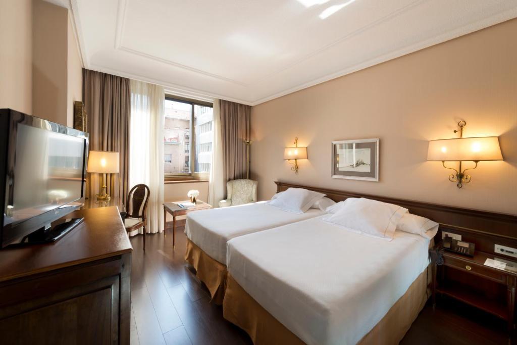 Hotel Miguel Angel Madrid Spain