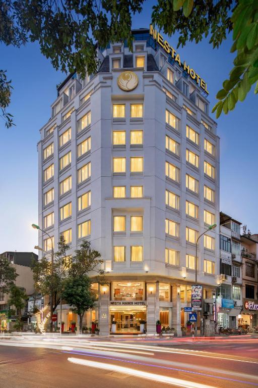Khách sạn Nesta Hà Nội
