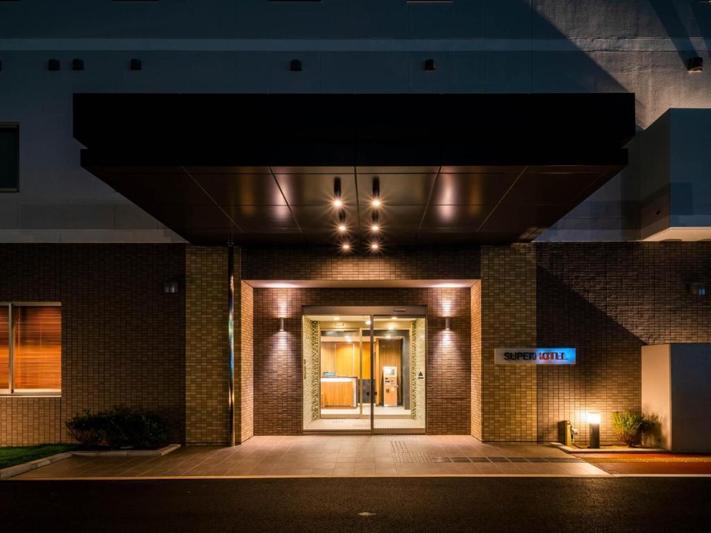 スーパー ホテル 浜松 町