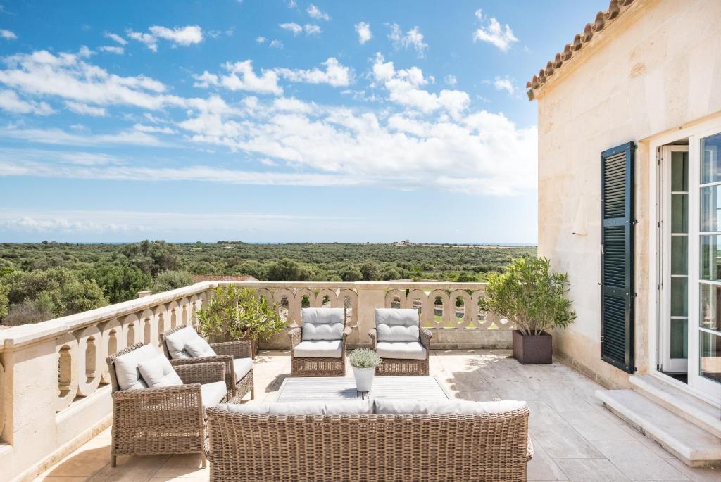Casa de campo Cugó Gran Menorca (España Mahón) - Booking.com