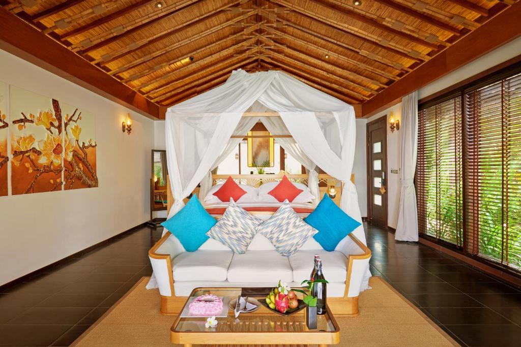 Biệt thự 1 Phòng ngủ Nhìn ra Đại dương với Hồ bơi Riêng