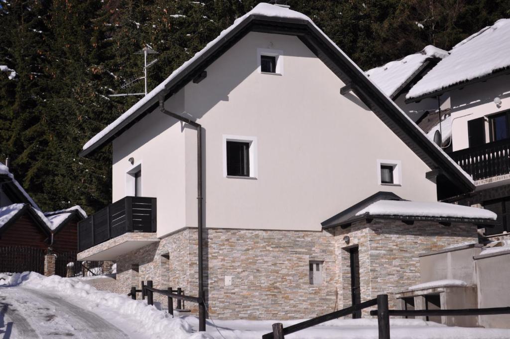 Počitniška hiša Nune, Rogla