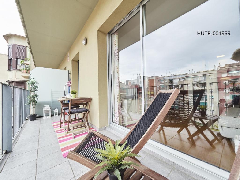 Apartment Terraza De Flor Barcelona Spain Booking Com